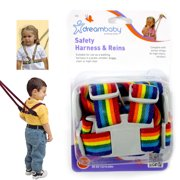 Dreambaby Leash Safety Harness Reins Baby Toddler Walking Kid Strap Keeper Belt