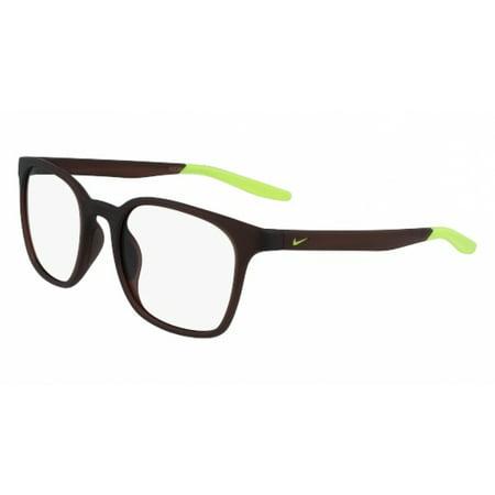 Nike NIKE 7115 Eyeglasses 207 Matte El Dorado/Volt Nike NIKE 7115 Eyeglasses 207 Matte El Dorado/Volt