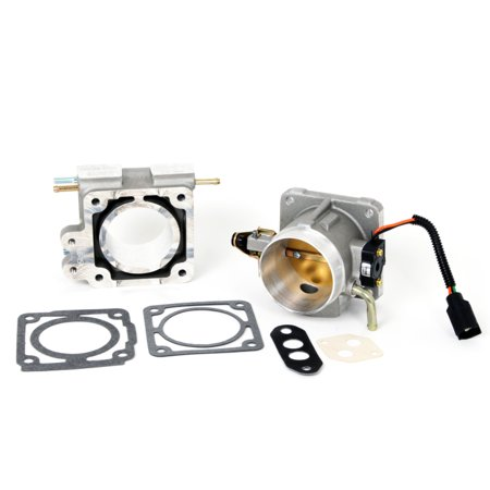 BBK 86-93 Mustang 5.0 75mm Throttle Body BBK Power Plus Series And EGR Spacer