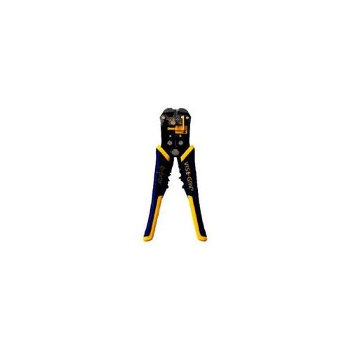 Vise Grip 2078300 8 Inch Self Adjusting Wire Stripper With ProTouch Grips