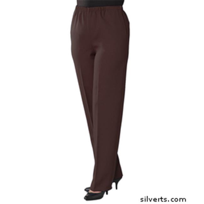 Silverts 230510106 Arthritis Adaptive Pants With Fastener...