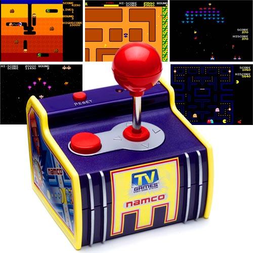 Namco The Original PAC-MAN Arcade Classics Collection 5 V...