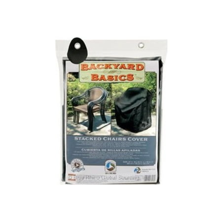 Image of Mr. Bar-B-Q Stack of Chair Cover