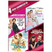 4 Film Favorites: Matthew McConaughey: How To Lose A Guy In 10 Days   Failure To Launch   Fool's Gold   Ghosts Of... by