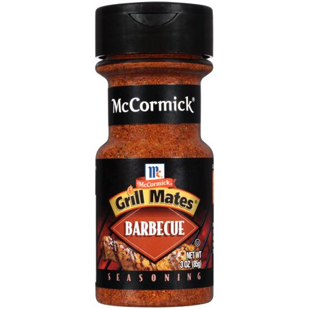 ((2 Pack) McCormick Grill Mates Barbecue Seasoning, 3 oz)
