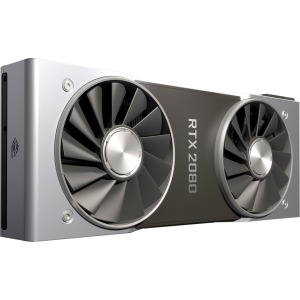 EVGA GeForce RTX 2080 XC Hybrid Gaming 8GB GDDR6 Video Graphics Card