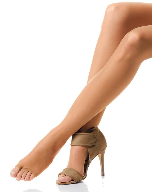 Berkshire The Easy On! Toeless Pantyhose & Reviews | Bare