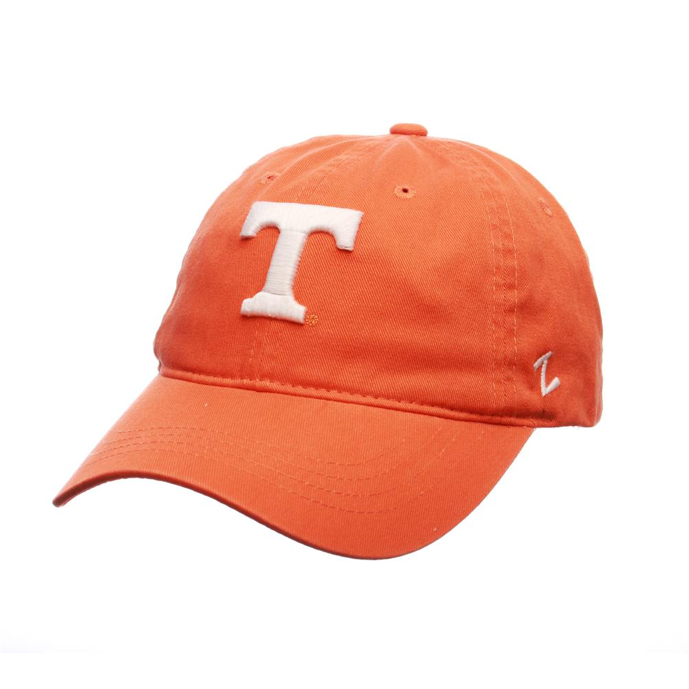 Tennessee Volunteers Vols UT Zephyr Scholarship Adjustable Hat