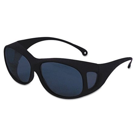OTG Safety Spectacles Model Code: AA (part# 3015022), Fits over most glasses. By Jackson