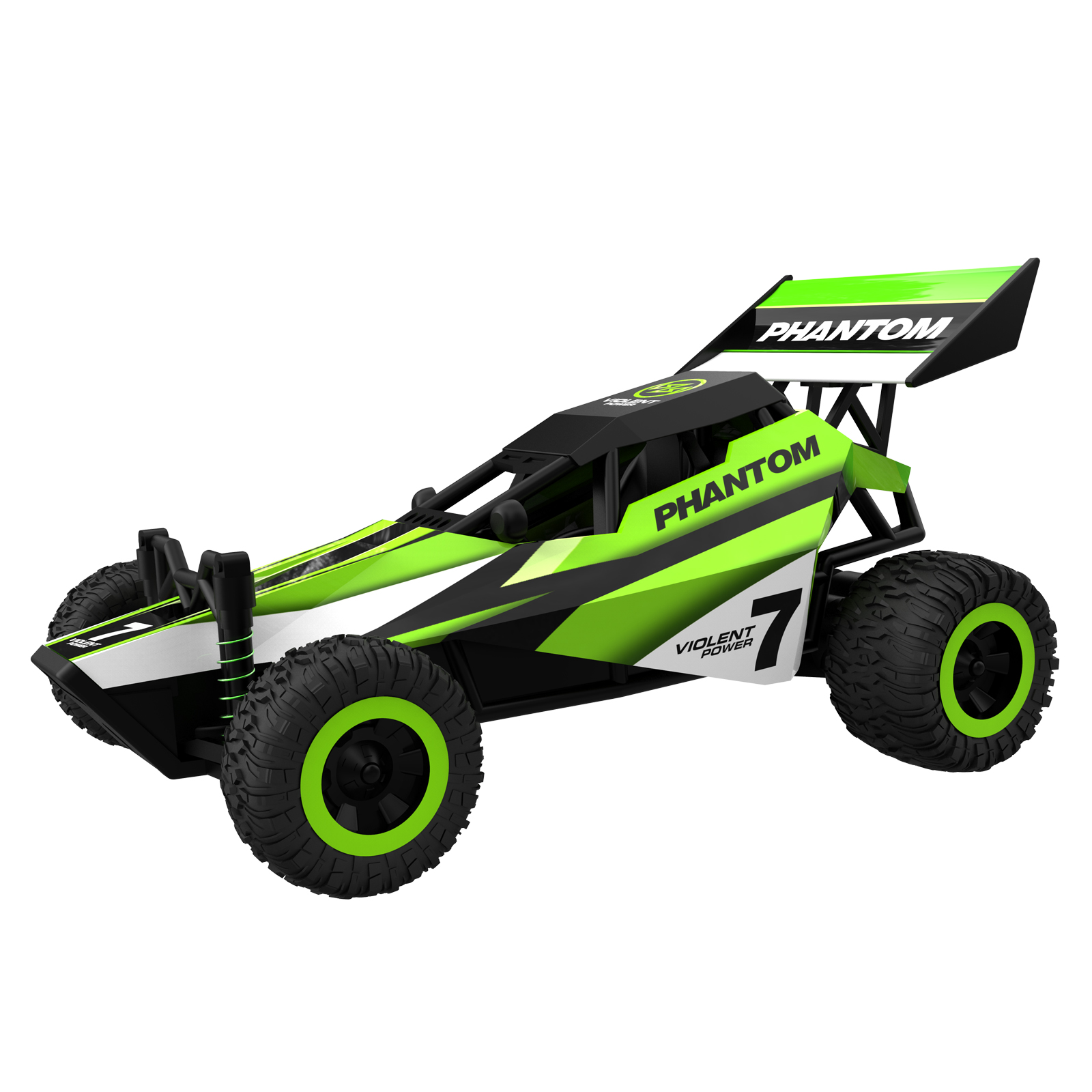 CRAZON 1 32 Scale 2.4Ghz R C Radio Control Racing Car 2WD Electric Phantom by ZhenCheng