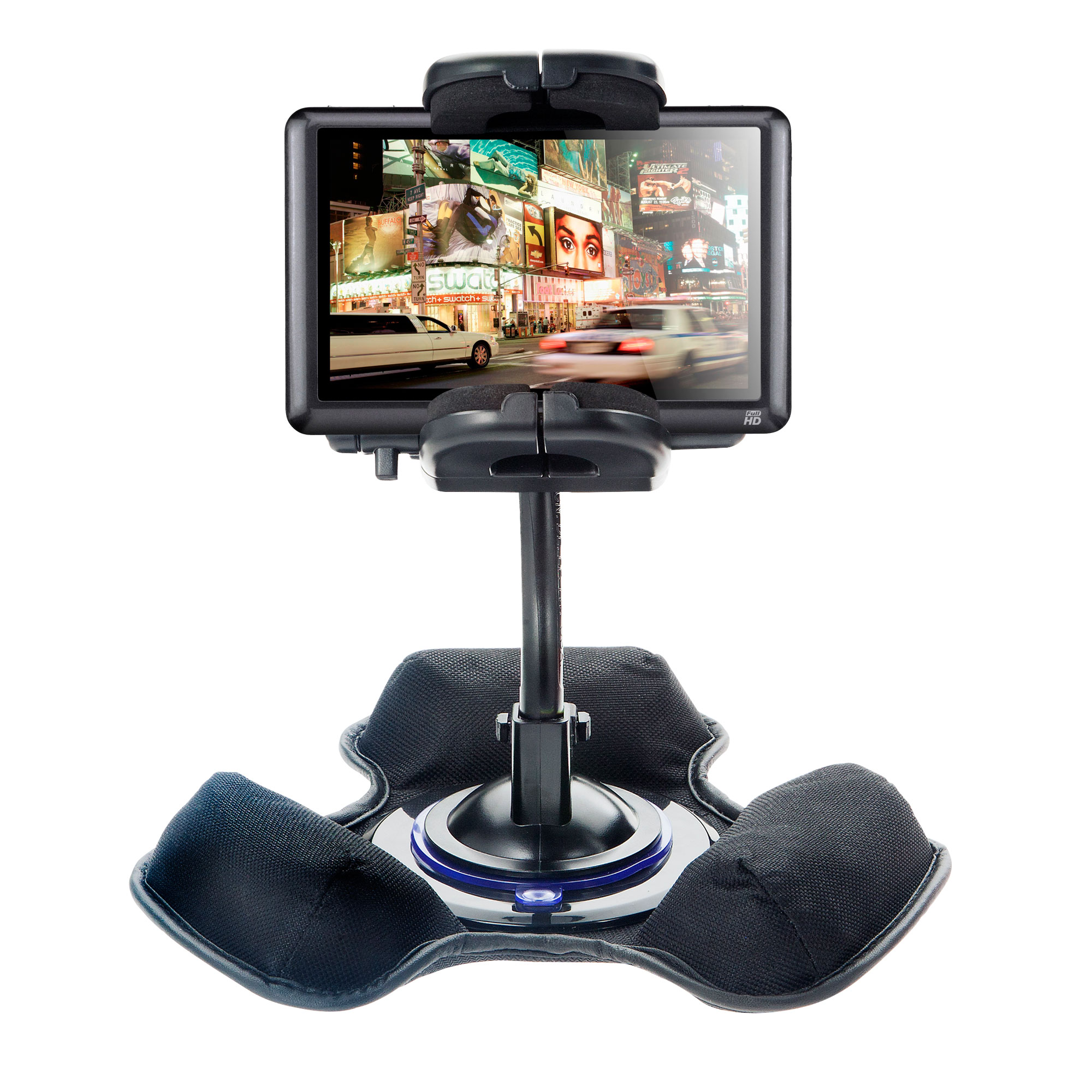 Car   Truck Vehicle Holder Mounting System for Archos 50b Vision Includes Unique Flexible Windshield Suction and... by Gomadic