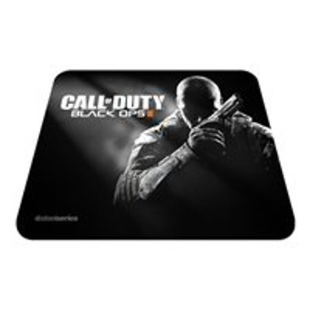 SteelSeries QcK Call Of Duty Black Ops II Soldier Edition (Call Of Duty Mouse Pad)