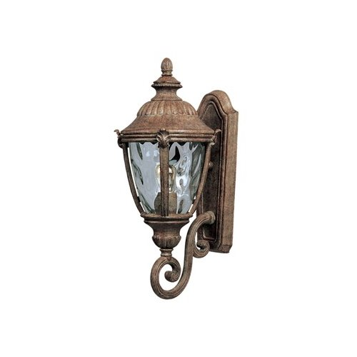 Wistaria Lighting Morrow Bay DC  Outdoor Wall Lantern with One Arm in Earth Tone