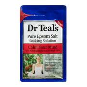 Dr Teal's Ashwagandha Epsom Soak, 3 lb.
