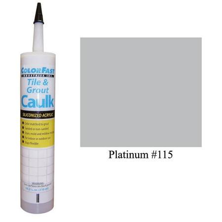 Platinum Line Roller Ball (Latex Colored Caulk - CBP Color Line: Platinum Unsanded )