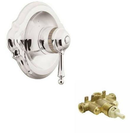 Moen T2153NHBN Brantford PosiTemp Tub and Shower Trim Kit