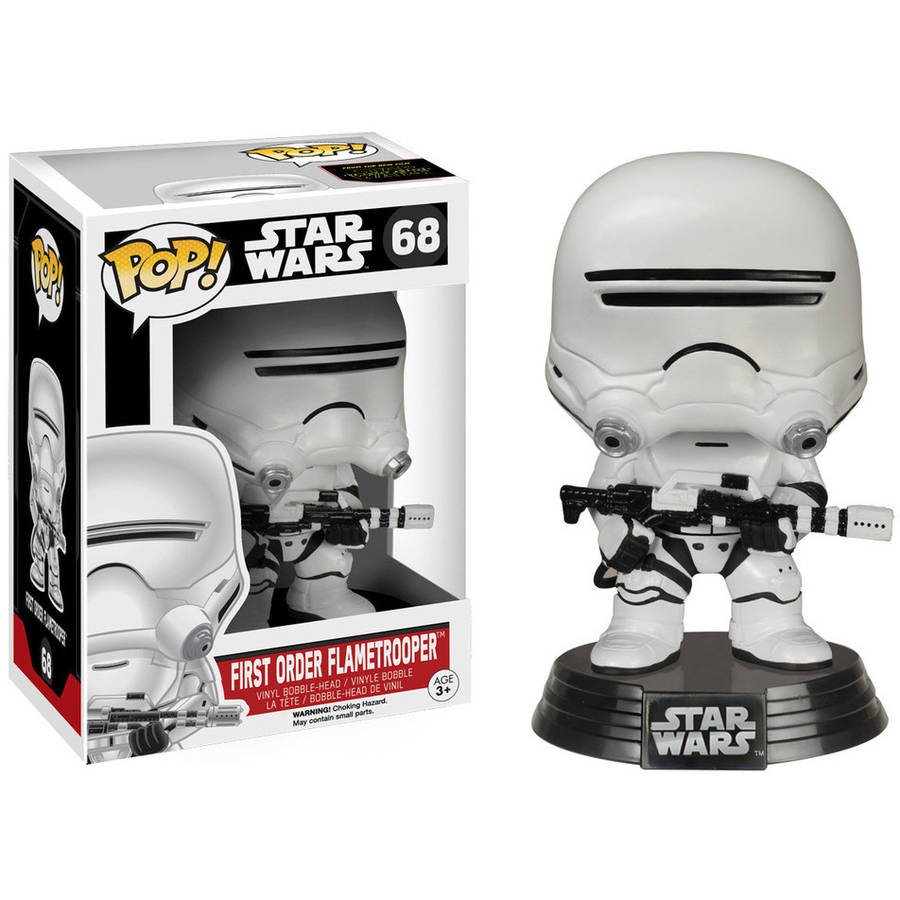 Funko Pop! Star Wars EP7 6224 Pop! Star Wars EP7 Flametrooper