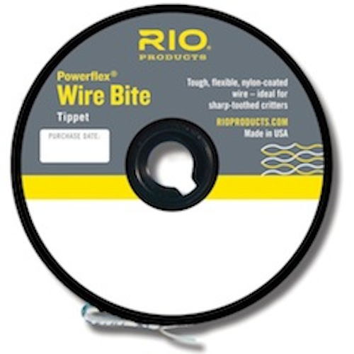 Rio Powerflex Wire Bite Tippet - Fly Fishing
