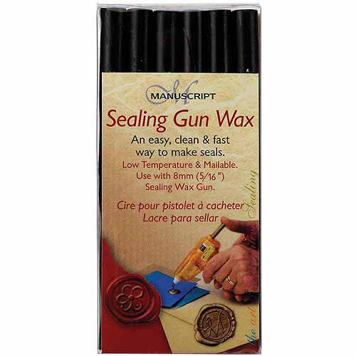 Manuscript Pen Sealing Gun Wax Sticks, 6pk