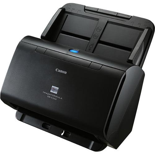 Canon imageFORMULA DR-C240 Office Document Scanner- Desktop 600 Dpi 0651C002