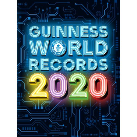 Guinness World Records 2020 (Record Book 500 Pages)