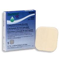 Duoderm Cgf Sterile  Dressing, 4 Inchesx4 Inches - 5 Ea