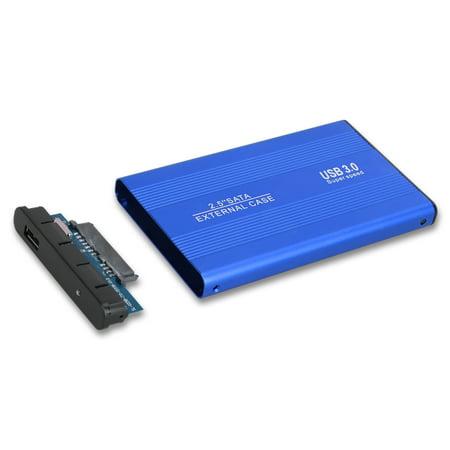 500 Gb External Hdd (SuperSpeed USB 3.0 SATA External Aluminum 2.5