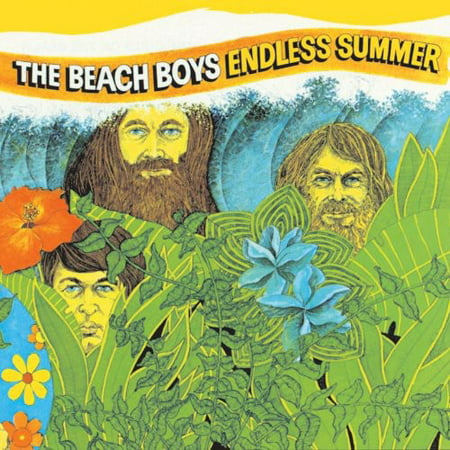 Endless Summer (Vinyl) (Limited Edition) - Endless Summer Chipboard