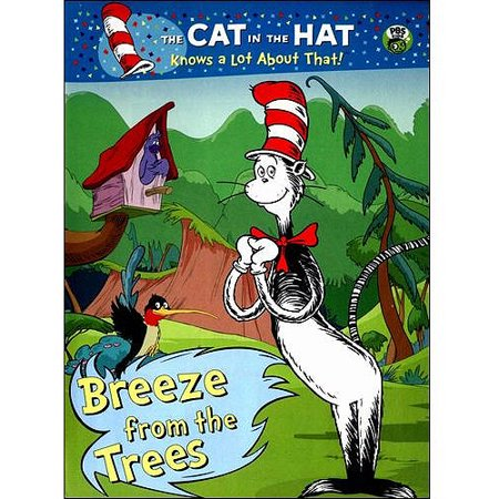 The Cat In The Hat Knows A Lot About That!: A Breeze From The Trees (With Puzzle)