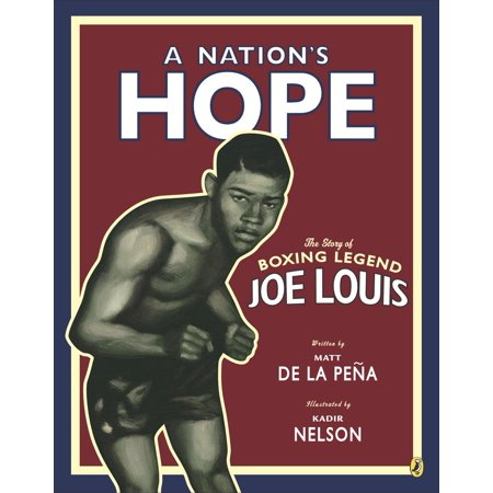 Boxing Legend (A Nation's Hope: The Story of Boxing Legend Joe Louis - eBook)