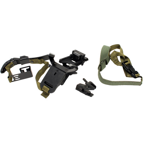Click here to buy ATN Night Vision Optics NVG-7 Helmet Mount Kit, PAGST by ATN Corporation.