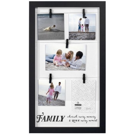 Malden Family Clothespin Panel Picture Frame - Walmart.com