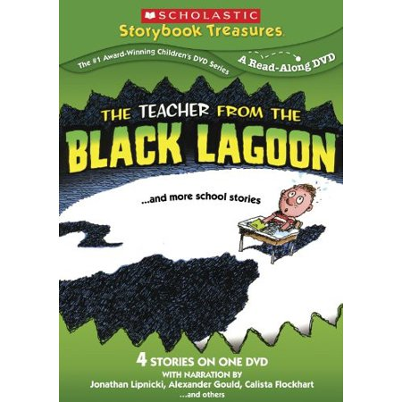 Teacher From the Black Lagoon and More Slightly Scary Stories (DVD)