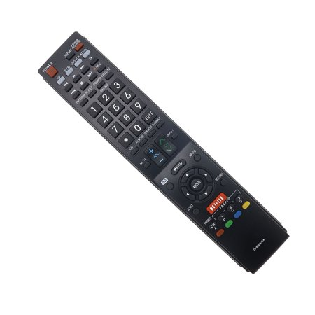 Replacement TV Remote Control for Sharp AV32D501 Television - image 1 de 2