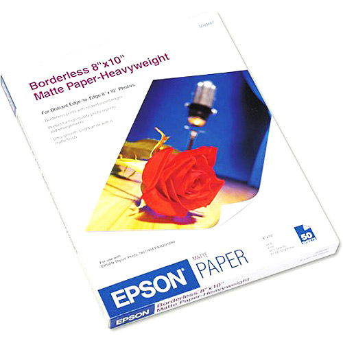 Epson S041467 Very High Resolution Print Paper