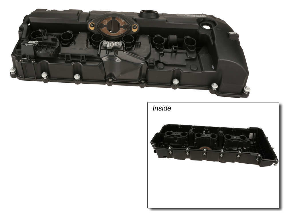Oe Replacement For 2007 2012 Bmw X3 Engine Valve Cover For Bmw X3 Walmart Com Walmart Com