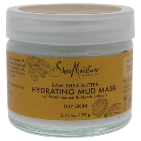 Raw Shea Butter Hydrating Mud Mask