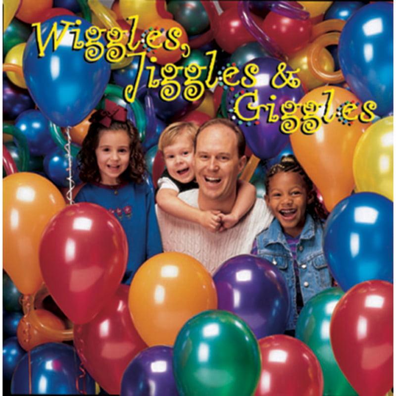 WIGGLES JIGGLES & GIGGLES CD