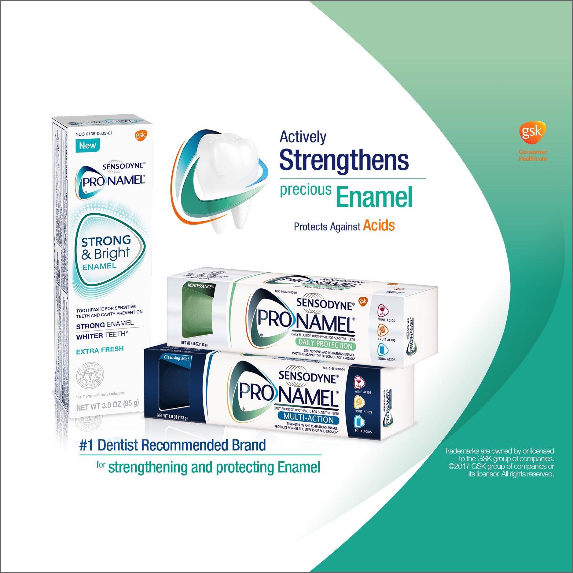 Strengthening and Protecting Enamel Collection