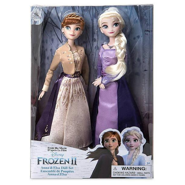 Disney First Release Classic Frozen Doll Elsa New in Box!