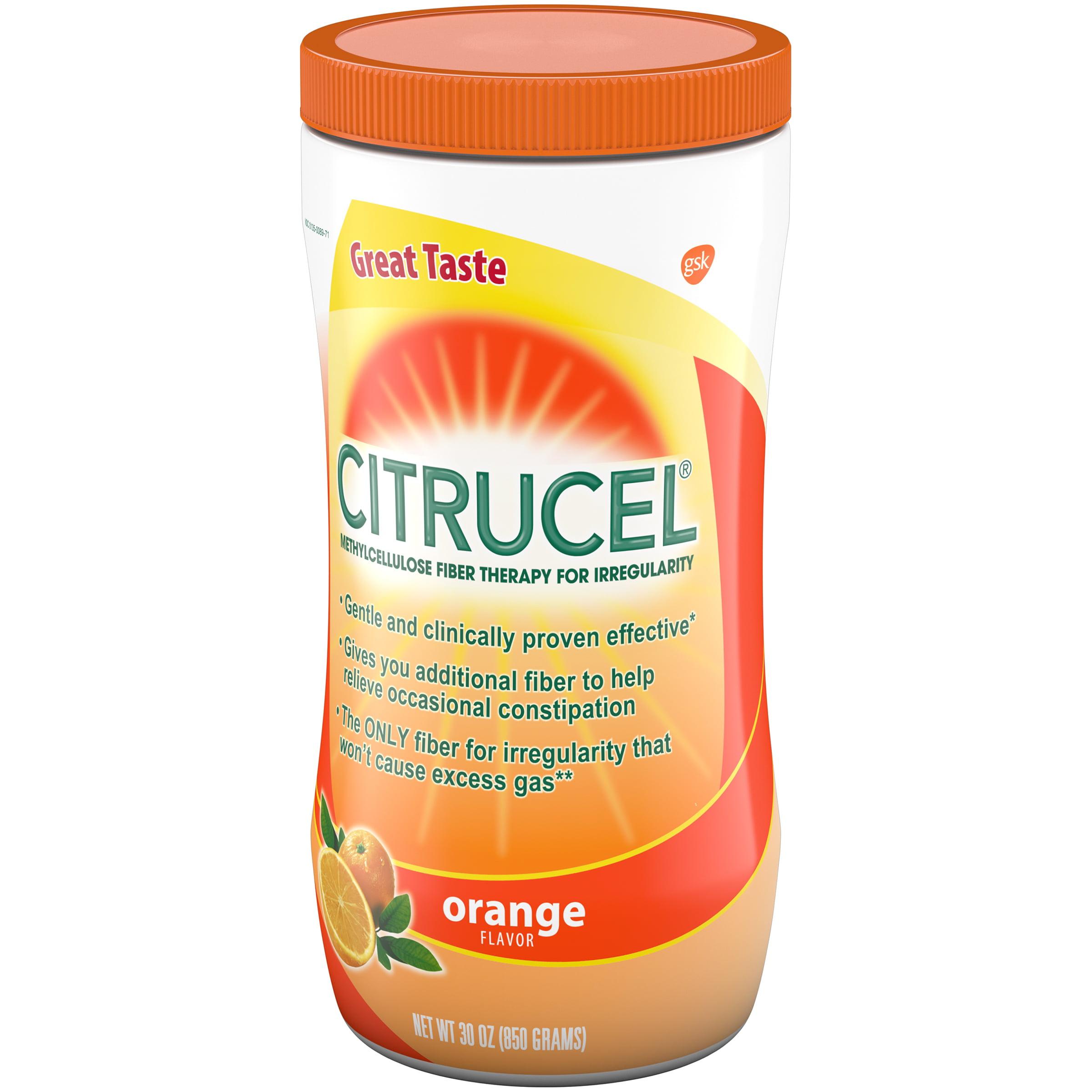 Citrucel smart fiber nutrition facts nutrition ftempo - Five smart uses of sugar ...