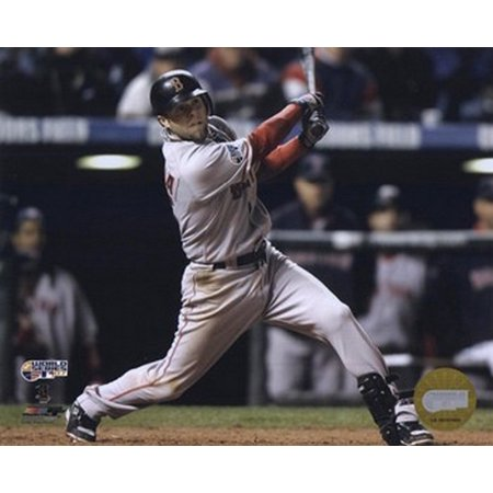 Dustin Pedroia - 07 World Series Game 3 Sports Photo