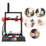 Best Desktop 3d Printers - 3D Printer Aluminum DIY Kit Desktop 3D Object Review