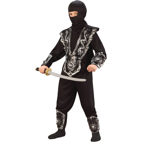 Fun World Ninja Fighter Child Halloween Costume