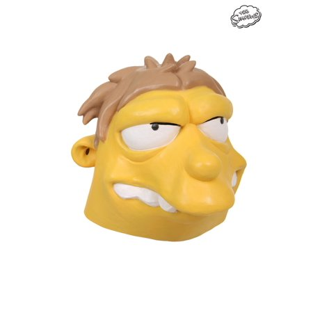 The Simpsons Barney Mask - Simpsons Masks