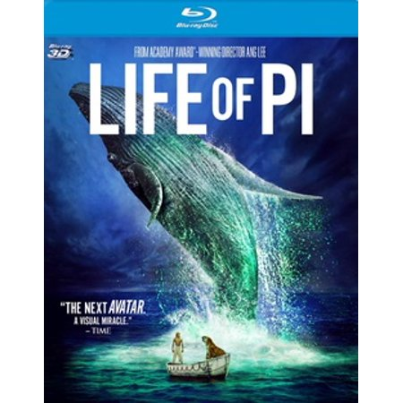 Life of Pi (3D Blu-ray) (VUDU Instawatch