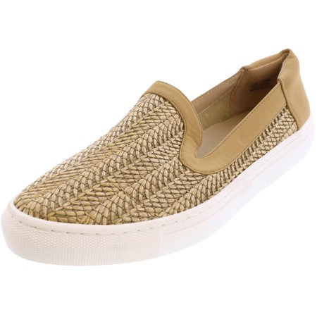 Sbicca Women's Rafa Natural Ankle-High Fabric Slip-On Shoes - 10M - image 1 of 3