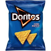 Doritos Cool Ranch Tortilla Chips, 9.75 oz Bag