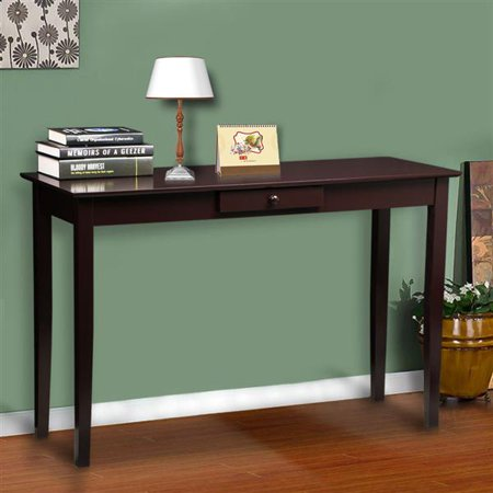 Hall Console Cabinet - Topeakmart Hall Console Table W/Drawer