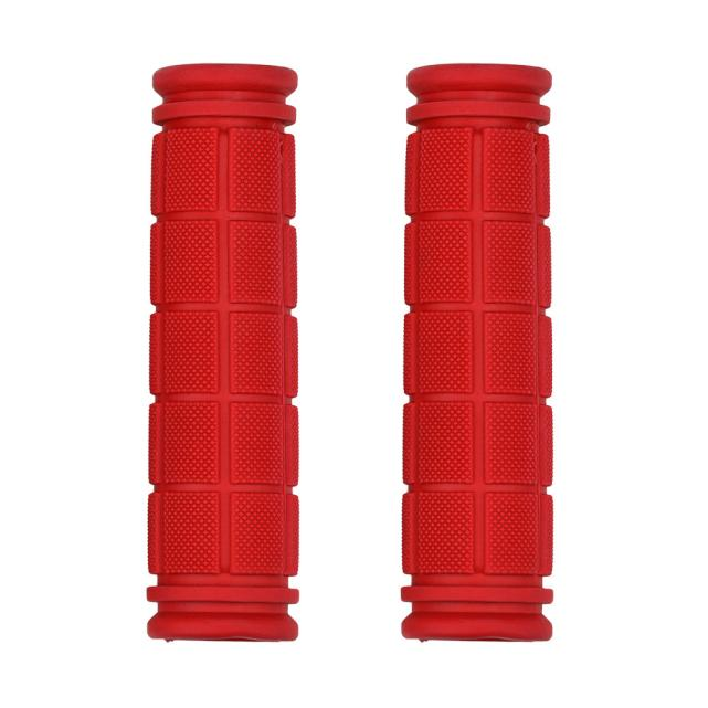 Hight Quality Bicycle Handlebar Grips Fixie Fixed Gear Bike Rubber 8 Colors BK